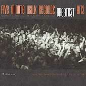 Five Minute Walk Records Greatest Hits 1995-1999 by Various Artists (CD, 2 Discs