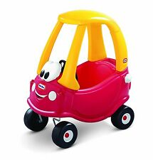 Little Tikes Classic Cozy Coupe Ride-on (Multi Coloured) Various + Optional Accs
