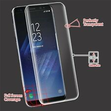 Samsung Galaxy S8 / Plus Full Curved Cover Tempered Glass Screen Protector Film