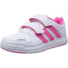 adidas LK Trainer 6 White Synthetic Youth Trainers