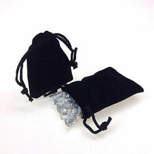 Velvet Gift Bag Jewellery Drawstring Pouch Wedding Party Favour 10pcs/pack