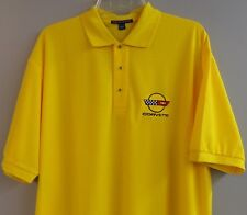 C4 Chevrolet Corvette Embroidered Mens Sport Polo Shirt S-6XL, LT-4XLT Chevy New