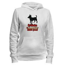 MY Chihuahua IS SMARTER THAN YOU ! Women Hoodie