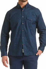 NEW Sportscraft MENS Long Sleeve Regular Kinlock Shirt Business, Formal Shirts