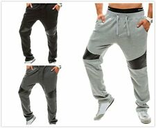 New Men's Sports Gym Pants Jogging Running Trousers Tracksuit Fitness Sweatpants