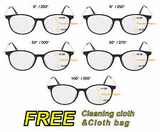 Anti Blue Light Progressive Multi Focal Lens Reading Glasses Women  Eyeglasses