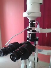 Slit Lamp 2 Step Haag Streit Type With Accessories V-41