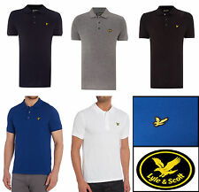 Lyle and Scott Short Sleeve Mens Polo T-shirts