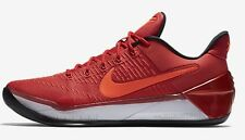 Nike ZOOM KOBE A.D. MEN'S BASKETBALL SHOES,RED/CRIMSON- Size US 8, 8.5, 9 Or 9.5