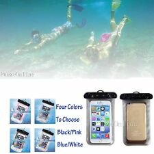 Underwater Waterproof Bag Dry Pouch Case Cover For iPhone 6s 7 Plus Galaxy S6 S7