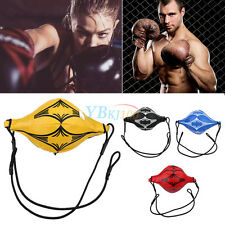 Inflatable Double End MMA Boxing Speed Gym Ball Kick Floor Ceiling Punching Bag