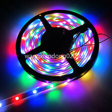 New WS2812B WS2811 5050 RGB LED Strip Individual Addressable 30 60 144 Leds/M