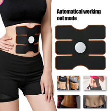 EMS Muscle Training Gear Abdominal Exercise body Shape Fitness Massage device