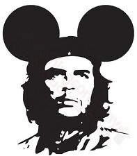 FUNNY MICKEY MOUSE CHE GUEVARA T-SHIRT - MENS KIDS WOMENS S M L X 3XL 4XL 5XL
