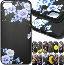 For Apple iPhone 7 Plus Rubber Soft TPU Cover Fashion Embossed Gel Case Skin