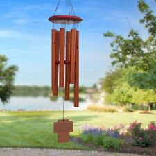 Chimes of Your Life - John 3:16 - Cross - Memorial Wind Chime