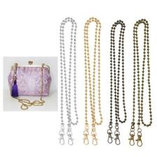 120cm Beads Chain Cross Body Shoulder Bag Chain Replacement Purse Making Chain