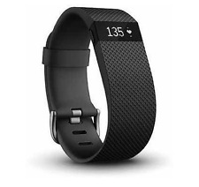 Fitbit Heart Rate Sleep Small and Fitness Workout Activity Tracker Wristband