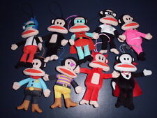 """New! 6"""" Paul Frank Julius Monkey Stuffed Doll Plush Toy Gift Collection"""