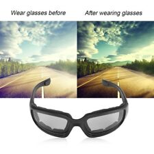 Motorcycle Glasses Windproof Dustproof Eye Glasses Goggles Outdoor Glasses E