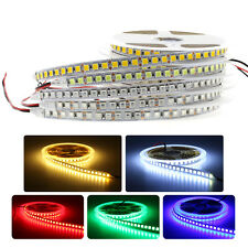 5M Led Flexible Strip Light 5054 SMD 600LEDs Warm White RGB Stripe Tape Lamp 12V