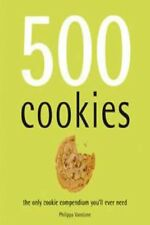 500 Cookies by Wendy Sweetser [Hardcover]