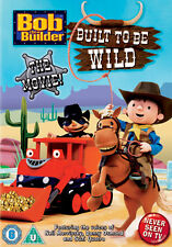 Bob The Builder - The Movie - Built To Be Wild (DVD)