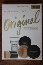bareMinerals Original Mineral Foundation 4-piece Get Started Kit ($68 Value)