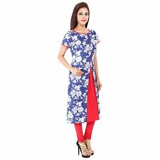 Indian Kurti Gift For Her New Designer Work Best Selling Pure Cotton Kurti Sale