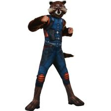 Guardians of the Galaxy Vol. 2 Deluxe Rocket Child Costume, 630781, Rubies