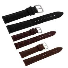 Leather Men or Women Durable Watch Strap for Wrist Watch Band Replacement Repair