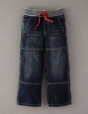 New Mini Boden Rib Waist Carpenter Jeans Boys Age 2 Years Box336 T SSS