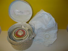 Vintage Jerdon SofTote Hair Dryer circa 1950's Very Good Working Collectible