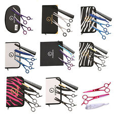 Professional Salon Hair Cutting Thinning Scissors Barber Shears Hairdressing Set