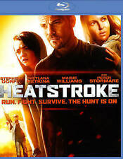 Heatstroke [Blu-ray] NEW! Sealed Blu-ray Disc Action/Adventure Free Shipping