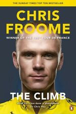 The Climb: The Autobiography by Chris Froome [Paperback]