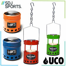 UCO MICRO CANDLE SAFETY LANTERN FOR TEALIGHT FOR CAMPING & OUTDOORS