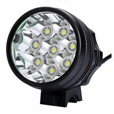Bike Light Rechargeable Battery Cycling Bicycle Accessory 8 LED Light Flashlight
