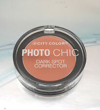 City Color Cosmetcs Photo Chic Dark Spot Corrector in 4 g compact