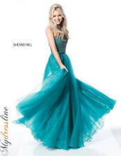 Sherri Hill 51438 Long Evening Dress ~LOWEST PRICE GUARANTEE~ NEW Authentic Gown