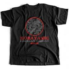 9166 Kobayashi Porcelain Company T-Shirt The Usual Suspects Pulp Fiction
