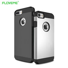 Hybird Shockproof Hard Case Cover For Iphone 6 6S 7 7PLus Luxury Phone Cases