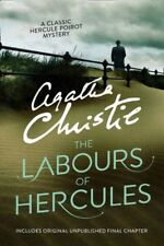 Poirot: The Labours of Hercules by Agatha Christie [Paperback]