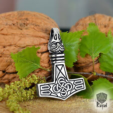 Thors Hammer Pendant Mjolnir Viking Pendant Viking necklace mjolnir Replica
