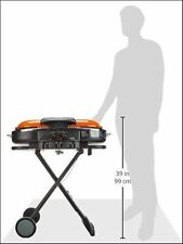 Propane Portable Grill Outdoor Camping Stove Gas Burner Camp Cooking Cooker BBQ