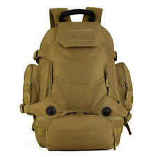 Tactical Molle Backpack Military Bag Outdoor Camping Lite Speed Hiking Army Gear