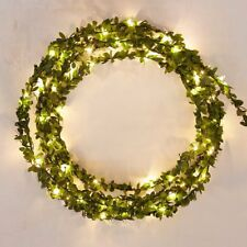Tree Fairy Warm White LED Strip String Party Lights Lamp Xmas Waterproof 3m/10ft