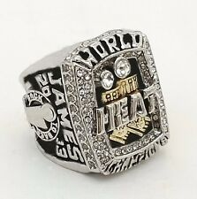 Hot Sale 2013 James Miami Heat Basketball Championship Rings Past Free Shipping