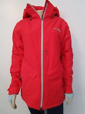 Womens M Columbia Titanium Carvin Insulated Waterproof Ski Winter Jacket Coral