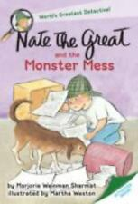 Nate the Great and the Monster Mess Sharmat, Marjorie Weinman Paperback